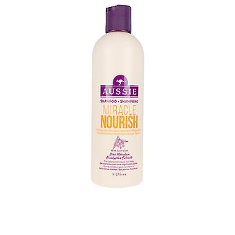 Aussie Miracle Nourish Shampoo 300 Ml For Women