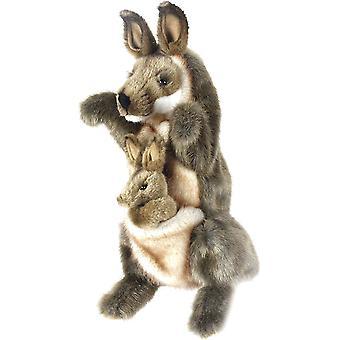 Hand Puppet - Hansa - Kangaroo 11.3
