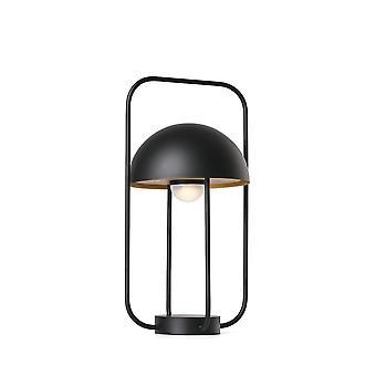 Led Black / Gold Lampe portable 3W 2700K