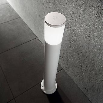 Ideel Lux Amelia - 1 lys udendørs pullert lys hvid IP55, E27