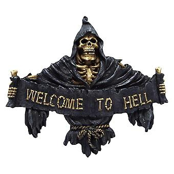 Nemesis Now Welcome To Hell 25cm