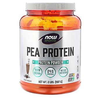 Pea Protein Dutch Chocolate (907 gram) - Teraz Foods