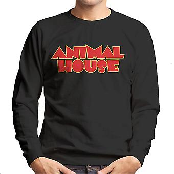 Animal House Red Logo Men's Sweatshirt