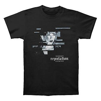 Taylor Swift Black Tour With Block Design T shirt