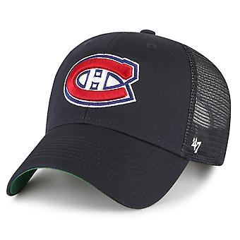 47 כובע מתכוונן למותג - חיל הים ברנסון מונטריאול קנדיינס