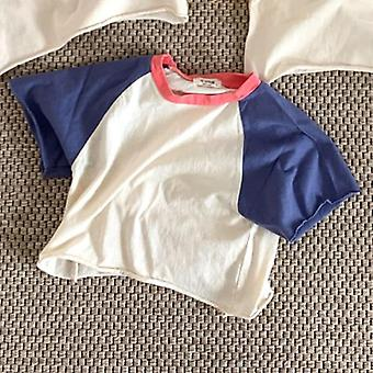 Baby T Shirt Cotton Tops Pure Summer
