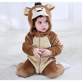 Baby Sleepwear Robes Cartoon Kigurumi Romper - Sleep Dresses Îmbrăcăminte