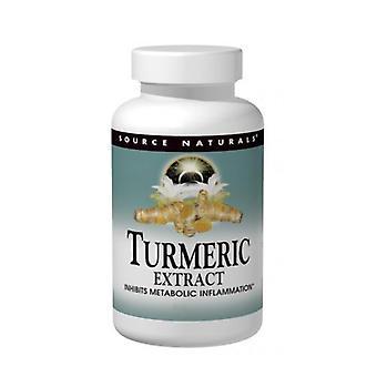 Source Naturals Turmeric Extract, 50 Tabs