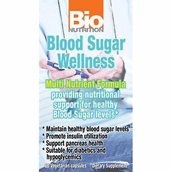 Bio Nutrition Inc Verensokeri Wellness, 60 vcaps