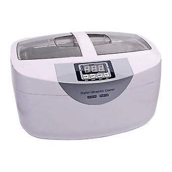 Ultrasonic Cleaner Powerful 170w Digital Display Large Tank Capacity 2500ml