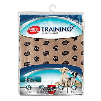Simple Solution  Puppy Training Pads (Pack of 2)