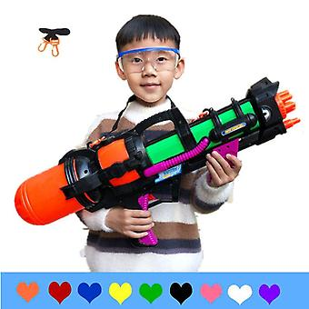 "24"" Jumbo Blaster Water Gun With Straps Goggles Kids Beach Squirt Toy Favor"