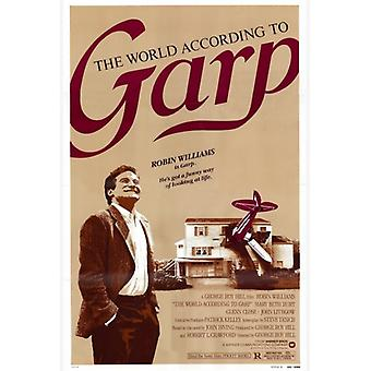 The World According to Garp Movie Poster Print (27 x 40)
