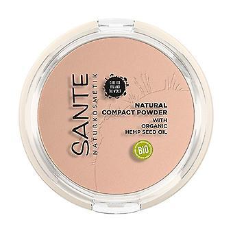 Porcellan compact makeup 01 1 unit