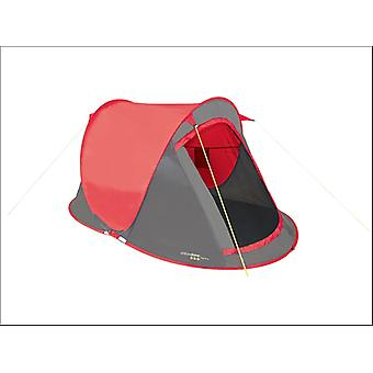 Yellowstone Fast Pitch Tent Red TT010