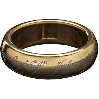 Lord Of The Rings One Ring (With Runes) - Sz 12 USA import
