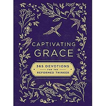 Captivating Grace: 365 Devotions for the Reformed Thinker