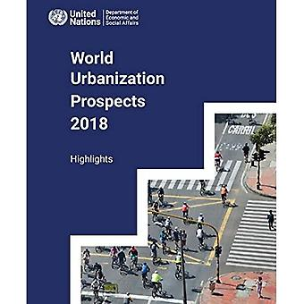 World Urbanization Prospects 2018: Højdepunkter