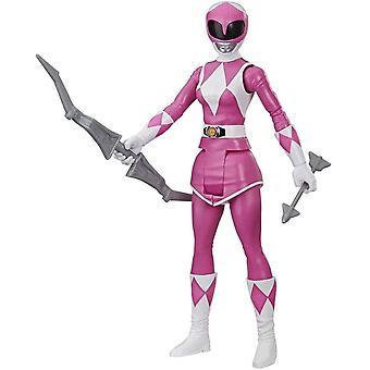 Power Rangers Mighty Morphin Pink Ranger Action Figure 30cm
