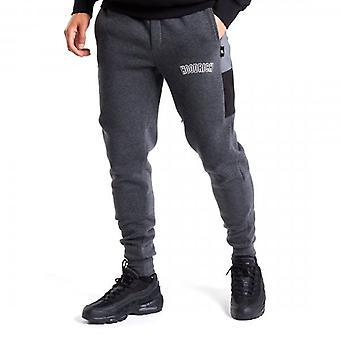 Hoodrich OG Panel V2 Joggers Dark Grey/Black