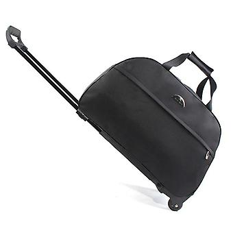 Oxford Rolling Luggage Bag/travel Suitcase With Wheels Trolley Luggage, Carry