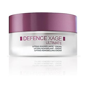 Defense Xage Ultimate Remodeling Lifting Cream 50 ml