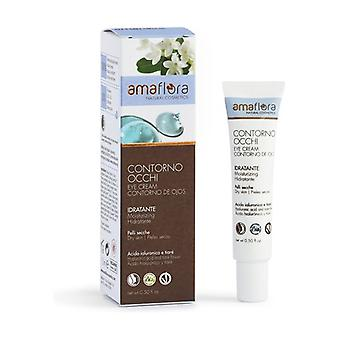 Eye Contour Moisturizing Hyaluronic Acid And Tiare 15 ml of cream