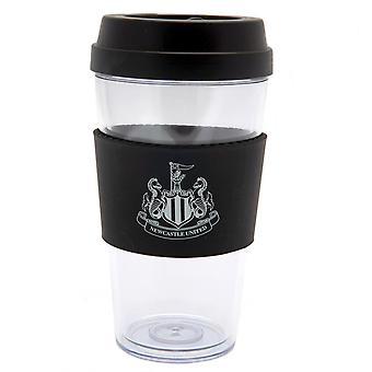 Newcastle United FC Crest Travel Mug