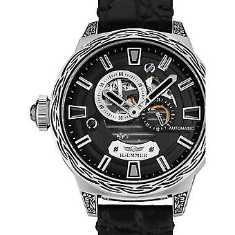 Mens Watch Haemmer RD-100, Automatic, 45mm, 10ATM