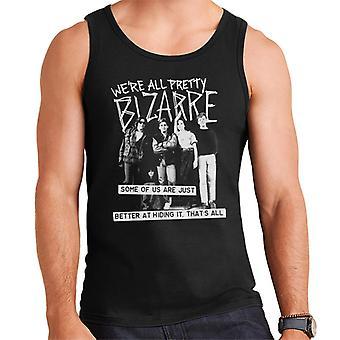 The Breakfast Club We Are All Pretty Bizarre Men's Vest