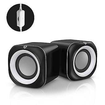 צליל בס עמוק A1, רמקולי שמע מסוג Usb Mini