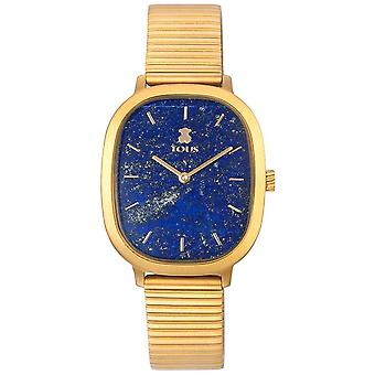 Tous watches heritage watch for Women Analog Quartz with stainless steel bracelet 000351665
