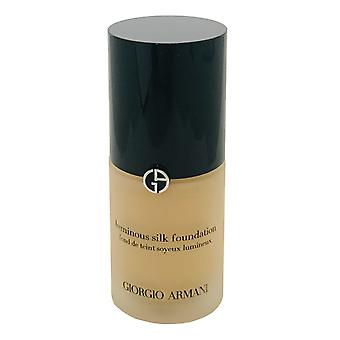 Giorgio Armani Armani Valonous Silk Foundation 30ml #4 -Box Epätäydellinen-