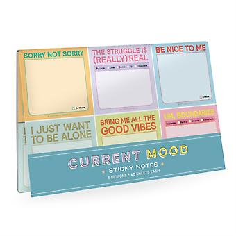 Knock Knock Current Mood Sticky Packet by Knock Knock