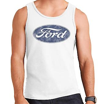 Ford Classic Logo Hombres's Chaleco