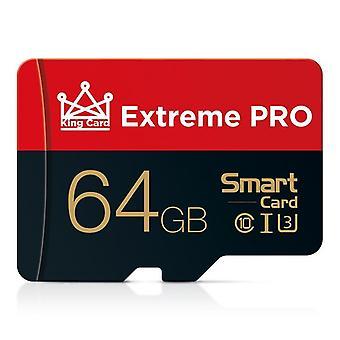 Karta pamięci 64 Gb Karta Micro SD 64gb Pamięć Micro Sd Carte 64gb Darmowy adapter SD