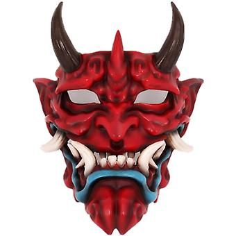 Hannya Mask Resin Devil Mask Haunted House Cosplay Props