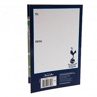 Carte d'anniversaire pop-up Tottenham Hotspur FC