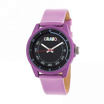 Crayo Jolt Black Dial Watch CRACR4905