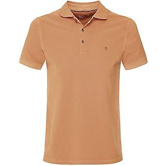 Thomas Maine Cotton Pique Polo Shirt