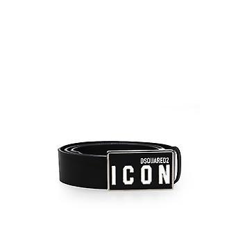 Dsquared2 Icon Black Belt