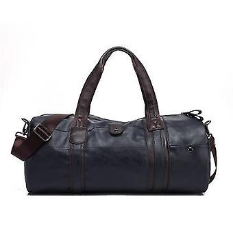 Men Pu Leather Shoulder Bag