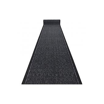Runner - Doormat antislip 80 cm CORDOBA 2126 outdoor, indoor grey