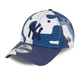 New Era 9Forty Kids Cap - NAVY CAMO New York Yankees