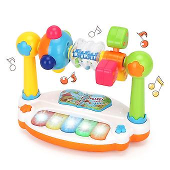 Kids Musical Keyboard Piano Drum Baby Musical Toy