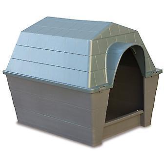 Arquivet blå store hytte 97X77X73Cm (hunde, kenneler & hund Flaps, kenneler)