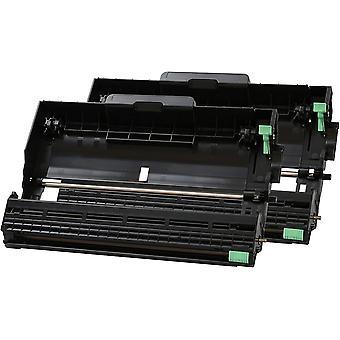 FengChun 2X DR2300 Trommel kompatibel für Brother HL-L2300D HL-L2340DW HL-L2360DN HL-L2365DW