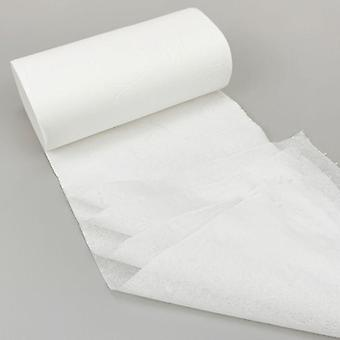 Carta igienica, morbida forte, tessuto da bagno a 4 ply fogli.