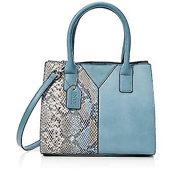 N.V. Bags 315, Grab Woman, Blue, MEDIUM