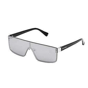 Hawkers Silver Chrome Dream Sunglasses, Grey (Plateado), 1 Unisex-Adult